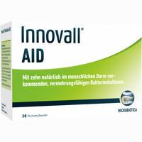 Abbildung von Innovall Microbiotic Aid Pulver 28 x 5 g