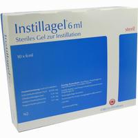 Instillagel  Gel 10X6 ml