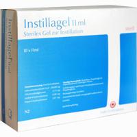 Instillagel  Gel 10X11 ml