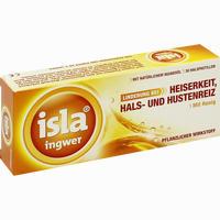 Isla-ingwer Pastillen   30 Stück