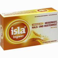 Isla-ingwer Pastillen   60 Stück