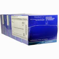 Isotonische Kochsalzlösung Für Inhalation  Inhalationslösung 100X5 ml