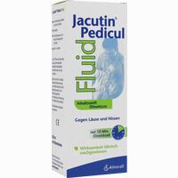 Jacutin Pedicul Fluid Mit Nissenkamm  Lösung 200 ml