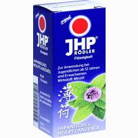Abbildung von Jhp Rödler Japanisches Heilpflanzenöl 10 ml