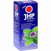 Jhp Rödler Japanisches Heilpflanzenöl 30 ml
