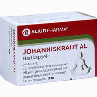 Johanniskraut Al  Kapseln 60 Stück