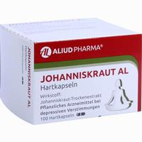 Johanniskraut Al  Kapseln 100 Stück