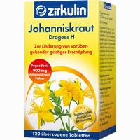 Johanniskraut Dragees Hdra 120 Stück