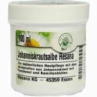 Abbildung von Johanniskrautsalbe  100 ml