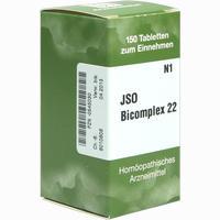 Abbildung von Jso Bicomplex 22 Tabletten 150 Stück