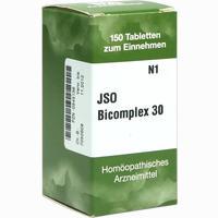 Jso Bicomplex 30 Tabletten 150 Stück