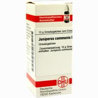 Juniperus Communis D12  Globuli 10 g
