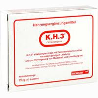 Abbildung von K.h.3 Vitalkomplex Kapseln 30 Stück