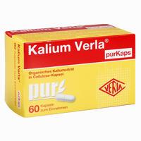 Abbildung von Kalium Verla Purkaps Kapseln 60 Stück