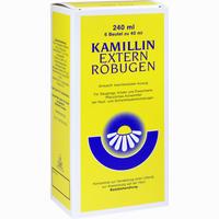 Abbildung von Kamillin- Extern- Robugen Lösung 6 x 40 ml