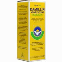 Kamillin-konzentrat-robugen  Lösung 100 ml