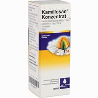 Abbildung von Kamillosan Konzentrat  30 ml