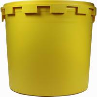Kanüleneimer 5l Gelb 1 Stück