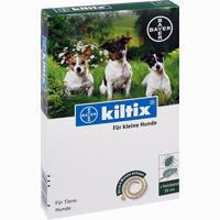 Abbildung von Kiltix Halsband für Kleine Hunde  1 Stück