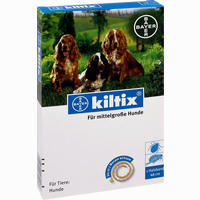 Abbildung von Kiltix Halsband für Mittelgroße Hunde  1 Stück