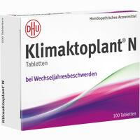 Abbildung von Klimaktoplant N Tabletten 100 Stück