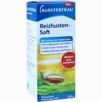 Abbildung von Klosterfrau Reizhusten- Saft 100 ml