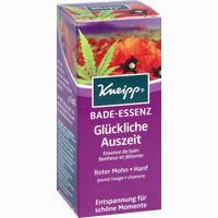 Abbildung von Kneipp Bade- Essenz Glückliche Auszeit Öl 20 ml