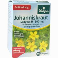 Kneipp Johanniskraut H 240 Stück