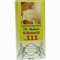 Kräuteröl 111  Fluid 100 ml