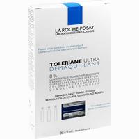 Abbildung von La Roche Posay Toleriane Ultra Demaquillant Reinigungslotion  30 x 5 ml