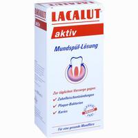 Abbildung von Lacalut Aktiv Mundspül- Lösung  300 ml