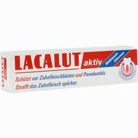 Abbildung von Lacalut Aktiv Zahncreme 100 ml