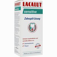 Lacalut Sensitive Zahnspül-lösung  Mundwasser 300 ml