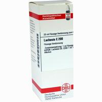 Lachesis C200  Dilution 20 ML
