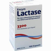 Abbildung von Lactase 3300 Fcc 200mg 100 Stück