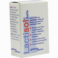 Lactisol Seife  100 g