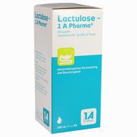 Abbildung von Lactulose - 1a Pharma Sirup 200 ml