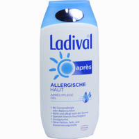 Abbildung von Ladival Allergische Haut Apres Gel 200 ml
