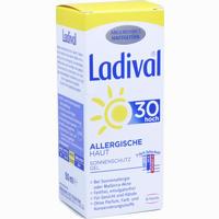 Abbildung von Ladival Allergische Haut Lsf 30 Gel 50 ml
