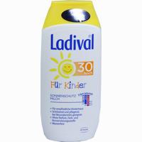 Abbildung von Ladival Kinder Sonnenmilch Lsf 30 200 ml