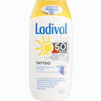 Abbildung von Ladival Tattoo Lsf 50 Lotion 200 ml