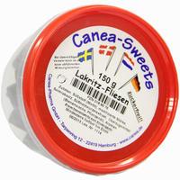 Abbildung von Lakritz-Fliesen Zuckerfrei Canea 150 g