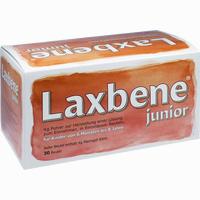 Abbildung von Laxbene Junior Pulver  30 x 4 g