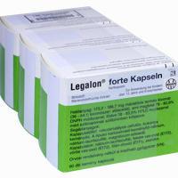 Legalon Forte Kapseln   Emra-med 180 Stück