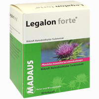 Legalon Forte Kapseln   Rottapharm | madaus 180 Stück