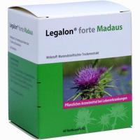 Abbildung von Legalon Forte Madaus Hartkapseln 60 Stück