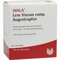 Lens Viscum Comp. Augentropfen   30X0.5 ml