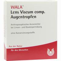 Lens Viscum Comp. Augentropfen   5X0.5 ml