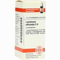 Levisticum Off D4  Globuli 10 g