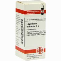 Levisticum Off D6  Globuli 10 g